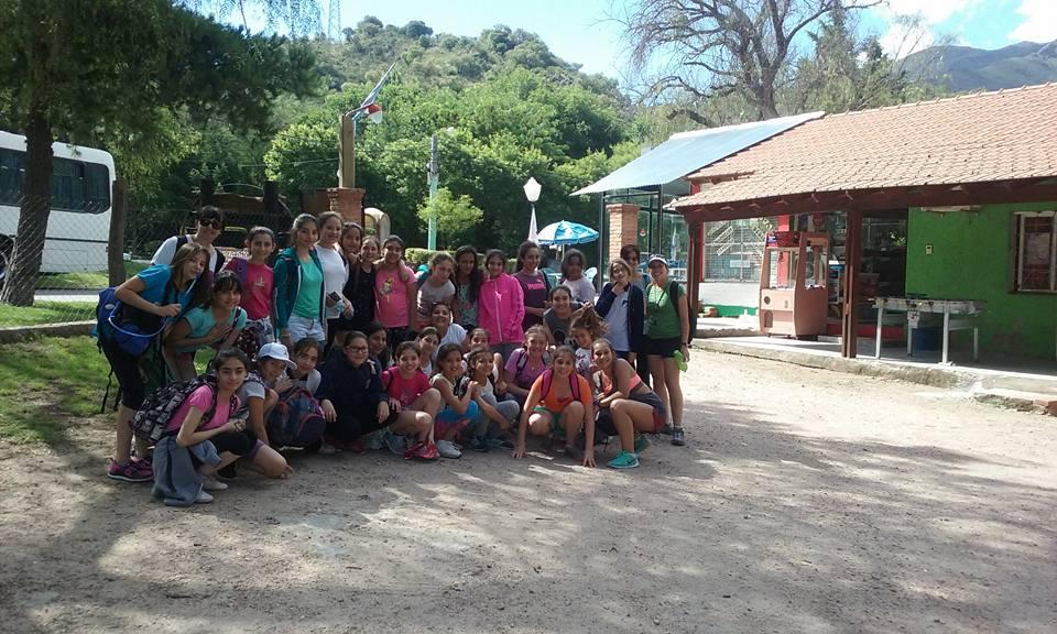 campamento educativo Potrero de los Funes San Luis