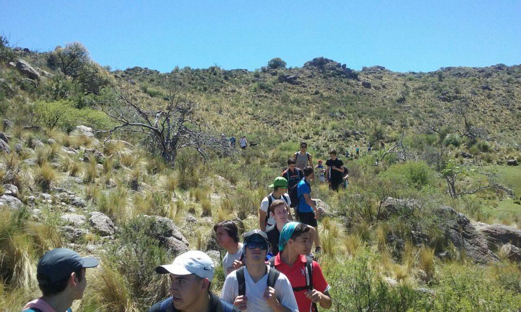 Trekking en San Luis Argentina